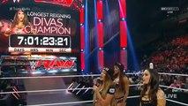 Nikki Bella, Brie Bella, Alicia Fox, Paige, Becky Lynch & Charlotte show