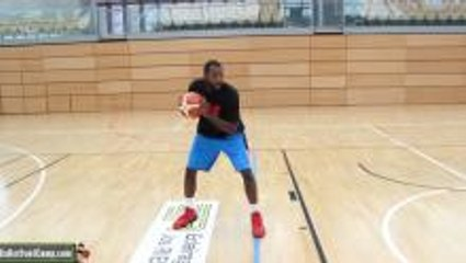 Basketball drills for post players