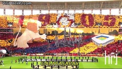 Fantastic Football Mosaic | Choreo | Tifo ● Amazing Fans ● RESPECT