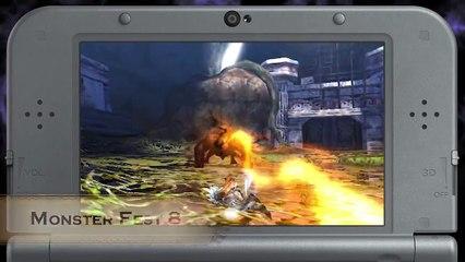 DLC Pack Novembre de Monster Hunter 4 Ultimate