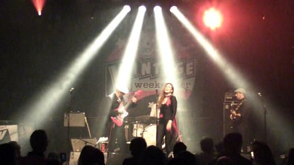 Witch for a Night - The Dustaphonics at Roubaix Vintage Weekender 2015