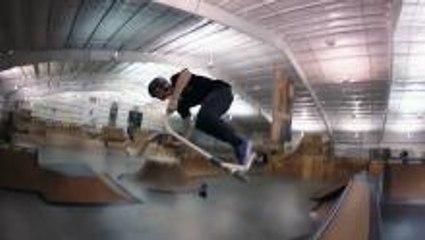 Cam Ward - Woodward West footage