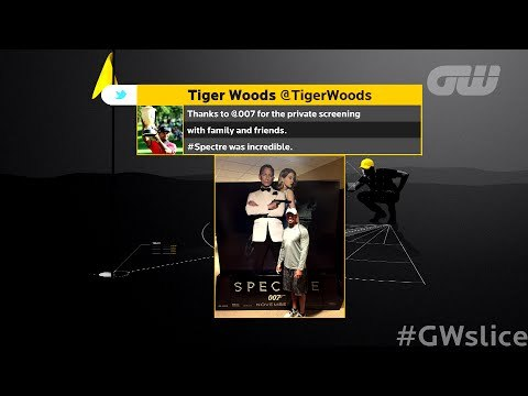 GW Slice: The name's Woods, Tiger Woods