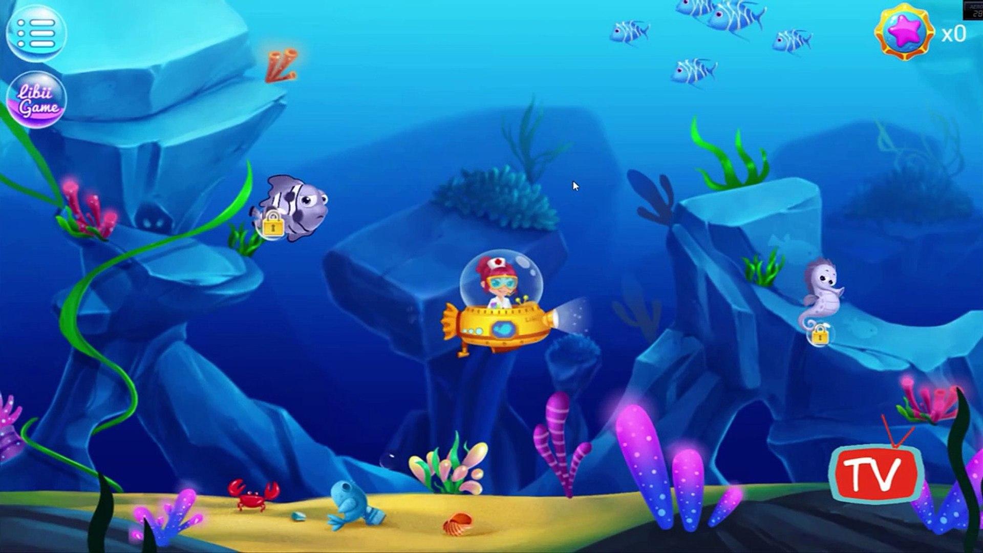 Ocean Doctor Game Gameplay Walkthrough Kids Game