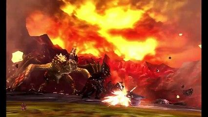 Trailer #3 de Monster Hunter X (Cross)