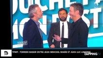 TPMP : torride baiser entre Jean-Luc Lemoine et Jean-Michel Maire !