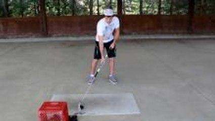 Wristshot Training: Wrist Snaps