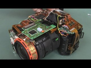 EEVblog #816 - Chinon Film Camera Teardown