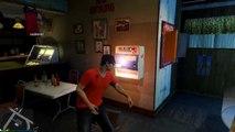 GTA 5 Online ★ CRAZY MOUNTAIN SOMERSAULTS (Dumb & Dumber)