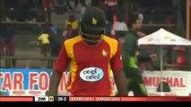 Yasir Shah Takes 6 wickets on ODI vs Zimbabwe 2015