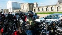 MONTE LE SON ! Rassemblement moto FFMC esplanade du Château de Vincennes