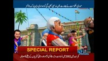 Even Indian Media strongly condemned Modi's silence on Hindu extremism
