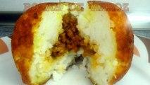BOLAS DE ARROZ RELLENAS - recetas de cocina faciles y economicas y rapidas de hacer - Comidas ricas