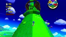 You Can Turn Off Super Sonic in Sonic Lost World?!