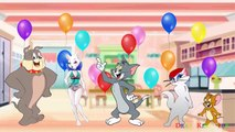 Tom and Jerry Finger Family Song | Nursery Rhymes for Kids | Tom and Jerry Finger Family C