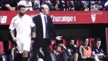 ¿Escucharon los suplentes de Real Madrid rajar a Rafa Benítez en el banquillo de sus compañeros