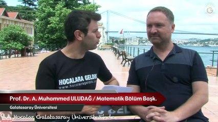 Hocalar Üniversitede - Galatasaray Üniversitesi