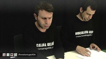 Hocalar Sınavda Raşit Hoca Oyunda :)
