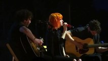 """""""Misguided Ghosts"""" Paramore@Borgata Event Center Atlantic City 5/8/15 Writing the Future T"""