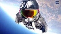 Record du monde de la plus grande distance en wingsuit