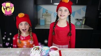 ELMO MARSHMALLOW POPS Sesame Street Party Idea how to baking by Charlis crafty kitchen
