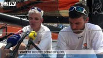 Voile / Transat Jacques Vabre : Riou et Col s'imposent en IMOCA