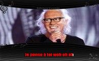 Eric Charden - Pense à moi (karaoké réalisé par Softchess)