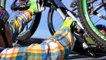 Bike Parkour Streets of San Francisco Freestyle BMX