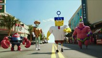 The SpongeBob Movie: Sponge Out of Water | Clip: Cannonball | Paramount Pictures Internati