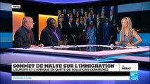 Sommet de Malte sur l'immigration : l'Europe et l'Afrique en quête de solutions communes (Partie 1)