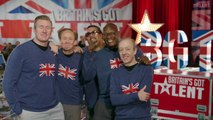 Old Men Grooving tell you how to audition | Britains Got Talent 2016