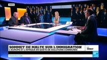 Sommet de Malte sur l'immigration : l'Europe et l'Afrique en quête de solutions communes (partie 2)