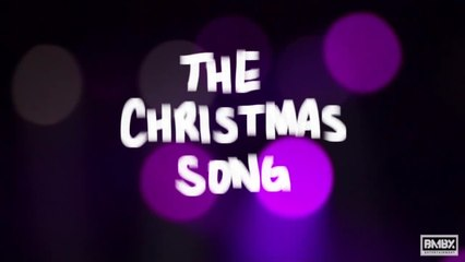 Miguel Antonio - The Christmas Song (Official Lyric Video) (Karaoke Version)