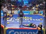 Crazy Boy & Extreme Tiger vs. La Hermandad Extrema (Joe Lider & Nicho el Millonario) (AAA - 07.02.2010)