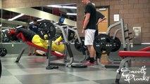 Old Man Gym Prank OLD MAN GYM WORKOUT Funny Pranks Top Pranks 2015
