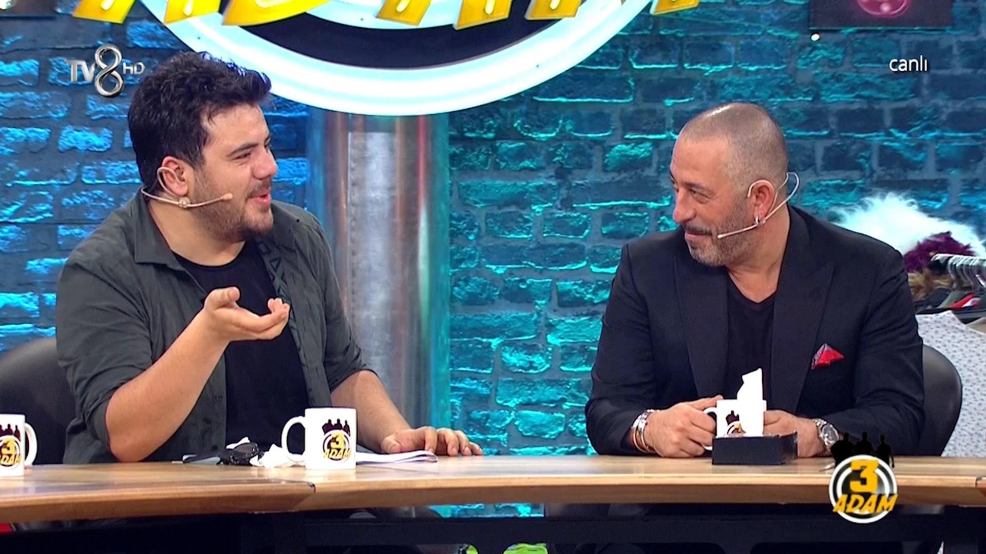 3 Adam 34.Bölüm 11 Kasım 2015 HD - Cem Yılmaz 'Ali Baba Ve 7 Cüceler' Part 2