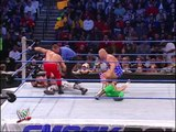 Kurt Angle vs. Edge vs. Chris Benoit vs. Eddie Guerrero: SmackDown, Dec. 5, 2002