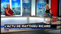 """Matthieu Ricard sur la COP21 : """"Quand vous aurez 250 millions de réfugiés climatiques, qu'allez-vous faire ?"""""""