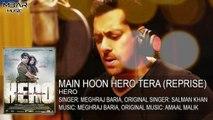 'Main Hoon Hero Tera' FULL AUDIO - Salman Khan, Amaal Malik, Armaan Malik | Cover | MBar Music
