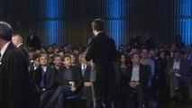 Archive - Introduction par Emmanuel Macron #noé, novembre 2015