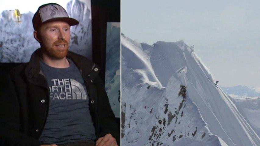 Miracle en montagne: un skieur survit à une chute de 500 mètres
