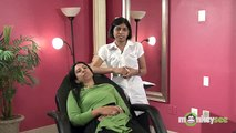 Hair Removal - Threading the Eyebrows - Video Dailymotion