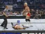 Hulk Hogan & Edge Vs Billy & Chuck