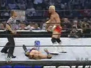 Hulk Hogan et Edge Vs Billy et Chuck