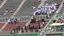 松本深志高校 高校野球応援(7回)