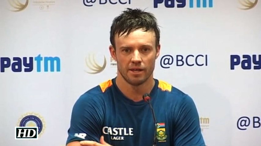 IND vs SA 2nd Test De Villiers talks about 1st Test loss