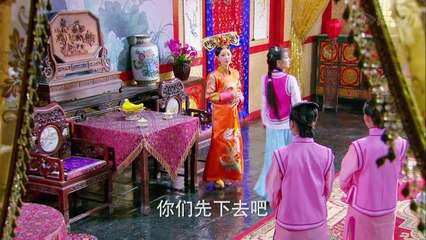 錢塘傳奇 第28集 The Mystery of Emperor Qian Long Ep28