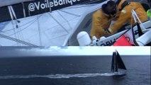 La 2ème place de toute une équipe ! - Transat Jacques Vabre 2015