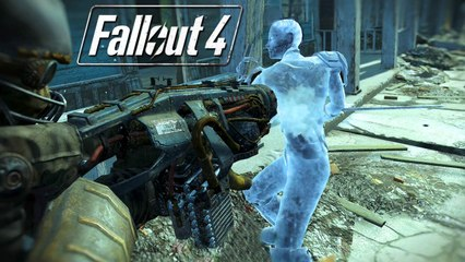 Fallout 4 - How to get the CRYOLATOR (Freeze Gun) @ 1080p HD