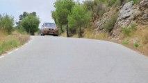 Nissan NP300 Navara King Cab On Road Driving Video